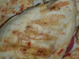 Easy chilli lemon chicken breast.