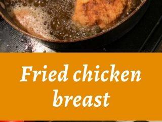 Fried chicken breast (1)