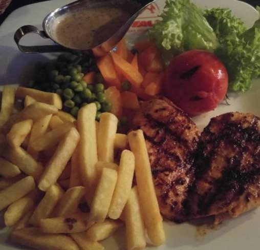 How to Cook Delicious Grilled chicken breast