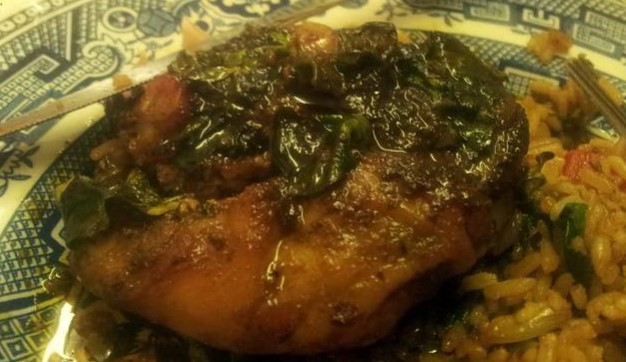 Yummy Oven baked chicken breast