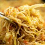 Ramen Noodle Cabbage