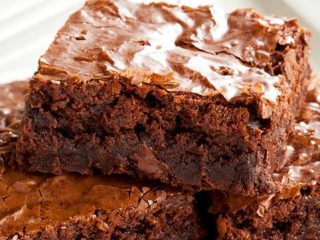 The Best Fudgy Keto Brownies In The World
