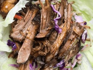 Keto Pulled Pork Recipe