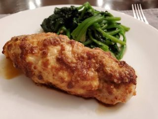 How to Make Perfect Parmesan Baked Chicken Breast