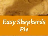 How to Make Appetizing Easy Shepherds Pie