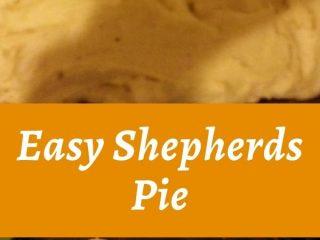 Easy Shepherds Pie (1)