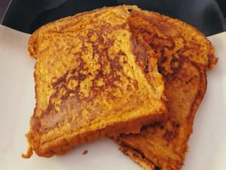 Pumpkin French Toast 1
