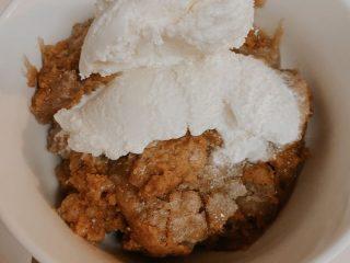 Pumpkin Pie Crisp