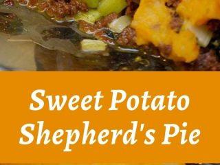 Sweet Potato Shepherd's Pie (1)