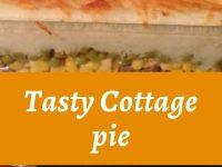 Recipe: Tasty Cottage pie