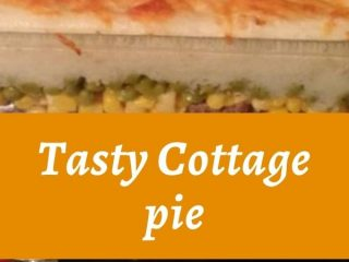 Tasty Cottage pie