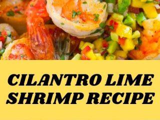 CILANTRO LIME SHRIMP RECIPE (1)