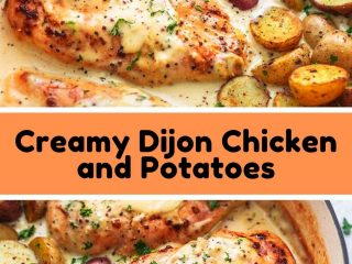 Creamy Dijon Chicken and Potatoes (3)