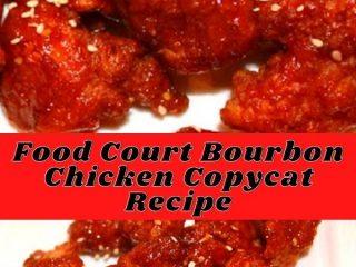 Food Court Bourbon Chicken Copycat Recipe (4)