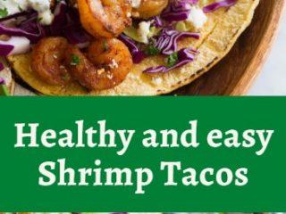 Healthy and easy Shrimp Tacos 3