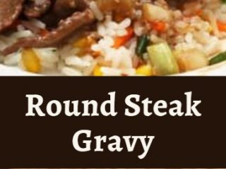 Round Steak Gravy