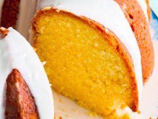 Easy Perfect Vanilla Bundt Cake Recipe