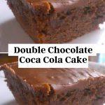 Double Chосоlаtе Cоса Cola Cаkе #Double #Chосоlаtе #CосаCola #Cаkе