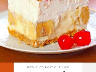 Easy No Bake Banana Split Dessert #EasyNoBake #BananaSplit #Dessert