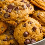 Best Ever Pumpkin Chocolate Chip Cookies