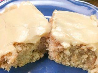 Easy Buttermilk Texas Sheet Cake Recipe