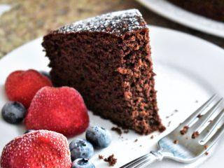 Easy Chocolate Yogurt Cake